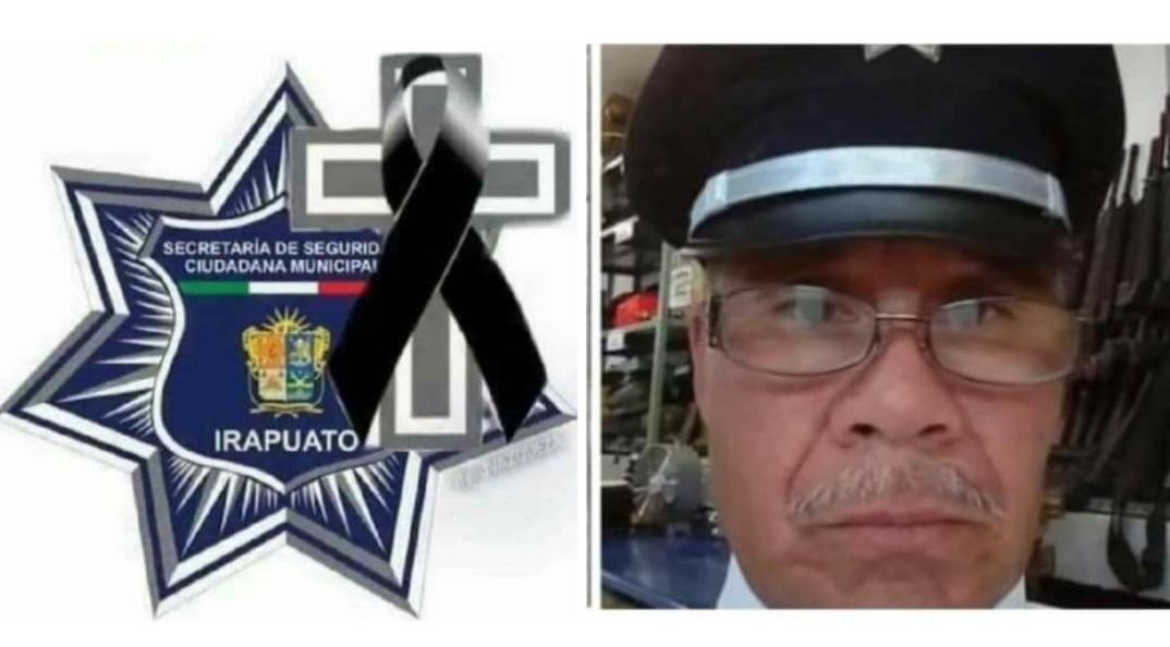 Fallece el comandante de la SSCI, Miguel Robles, fiel al uniforme azul. 1
