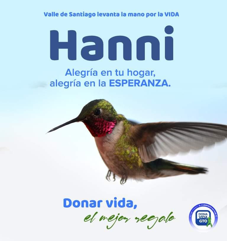 Hanni, joven de 26 años, falleció por un accidente automovilístico y trasciende al donar sus órganos. 2