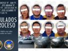Integrantes de célula delictiva dedicada al robo a cuentahabientes en León, son vinculados a proceso. 8