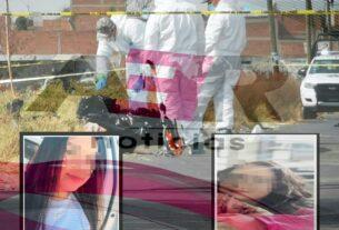 Localizadas sin vida Lupita y Cecilia Karely, jóvenes del barrio de Santa Anita. 4