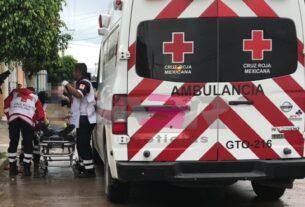 Lesionan con arma de fuego a hombre en la col. Rafael Galván 2