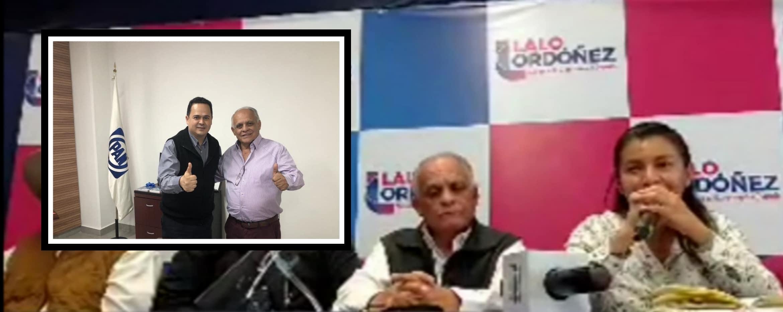 """Lalo Ordoñez, de independiente a """"coquetear"""" con el PAN, ahora busca la candidatura por Morena. 1"""