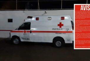 Cruz Roja Pénjamo suspende servicios, todo su personal da positivo a Covid-19 4