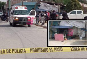 Tres muertos en ataque armado en puesto de pollos en Celaya 3
