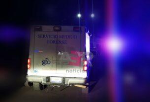Muere mujer embarazada en accidente de moto en el camino a Guadalupe de Rivera. 2