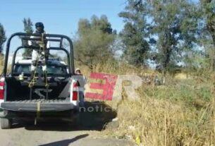 Localizan dos bolsas con restos humanos en camino frente a la comunidad El Carmen 3