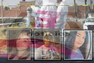 Tras varios días, confirma la FGE identificación de tres jóvenes del Barrio de Santa Anita. 2