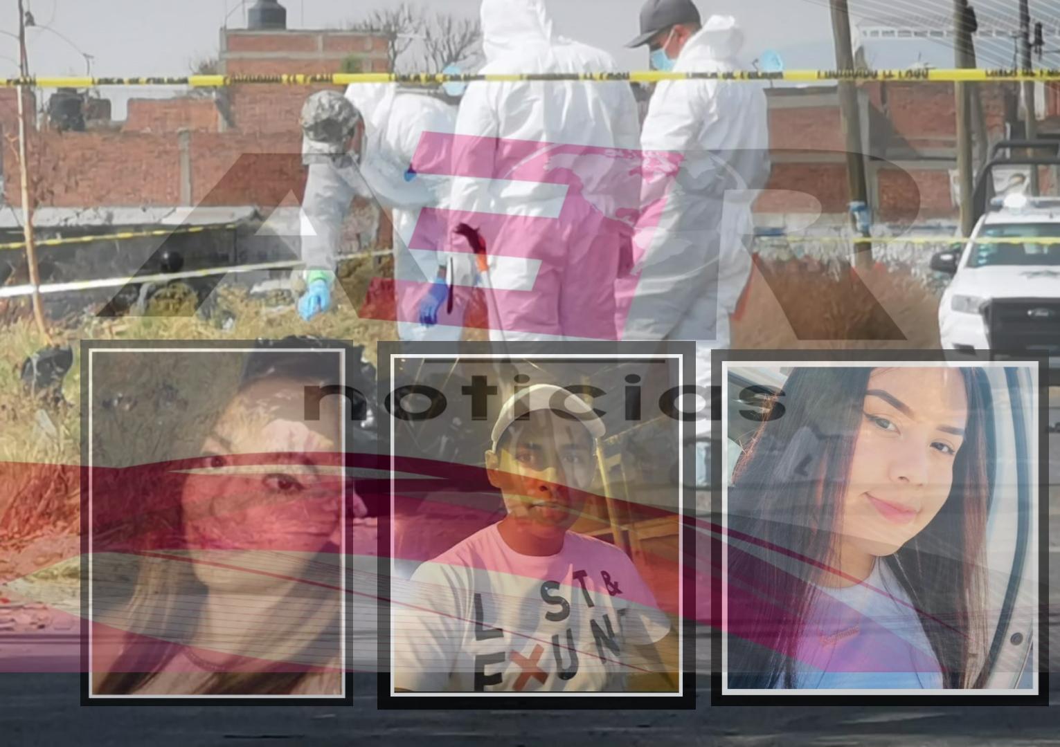 Tras varios días, confirma la FGE identificación de tres jóvenes del Barrio de Santa Anita. 1