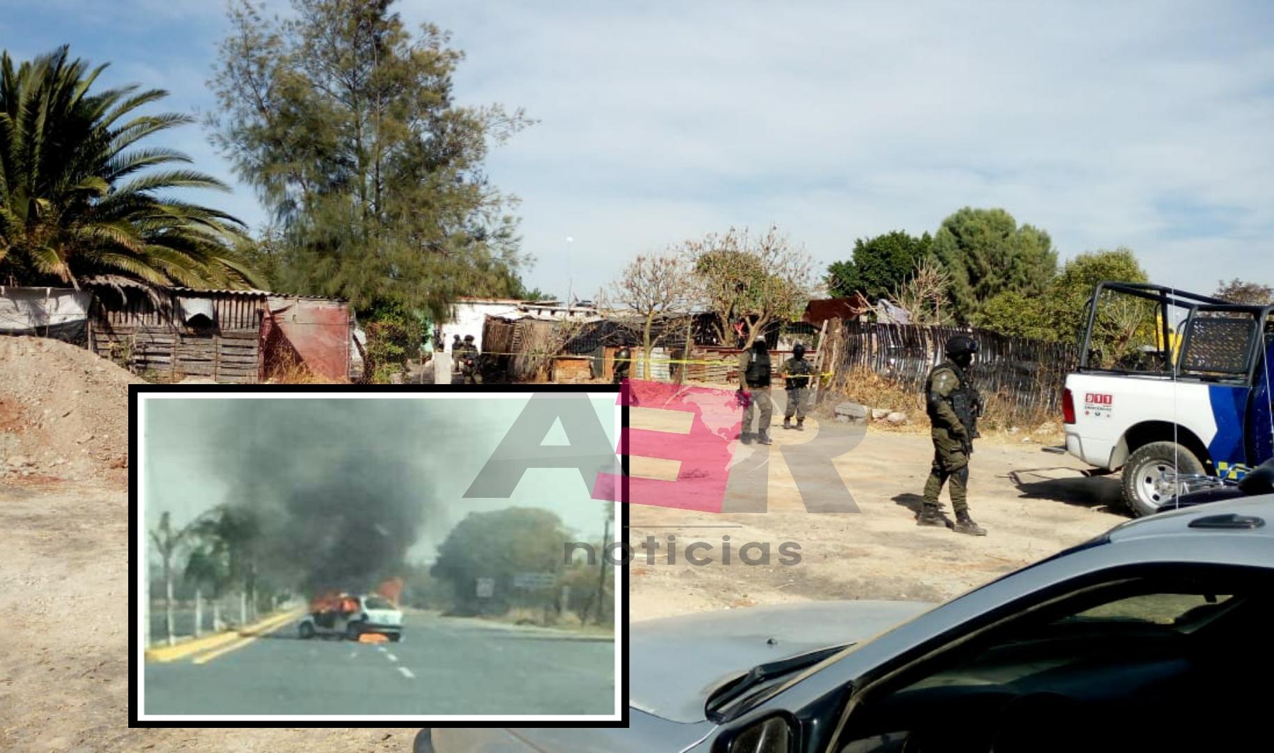Enfrentamiento entre FSPE y civiles armados deja 5 presuntos delincuentes abatidos 1