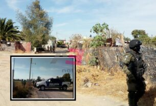 En enfrentamiento en Juventino, confirman 5 civiles muertos, 4 detenidos y el aseguramiento de armas, droga y equipo táctico. 3