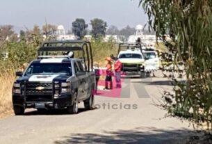 Localizan cuerpo putrefacto de hombre en el canal de Coria, rumbo a La Sanabria. 2