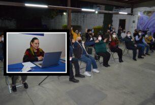 LORENA ALFARO CONCLUYE PRECAMPAÑA 3