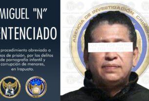 Sentencia condenatoria de 6 años de prisión, para culpable de los delitos pornografía infantil y corrupción de menores en Irapuato. 3