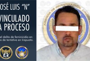 Inculpado por el delito de feminicidio en grado de tentativa queda en prisión vinculado a proceso. 4