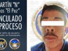 """""""El Pez"""", secuestrador en Guanajuato es aprehendido por la FGE; fue vinculado a proceso 9"""