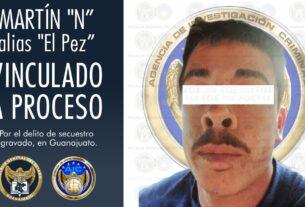 """""""El Pez"""", secuestrador en Guanajuato es aprehendido por la FGE; fue vinculado a proceso 2"""