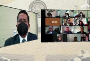Llama el diputado Rolando Alcántar a dotar del equipo necesario a elementos de seguridad en el estado 2