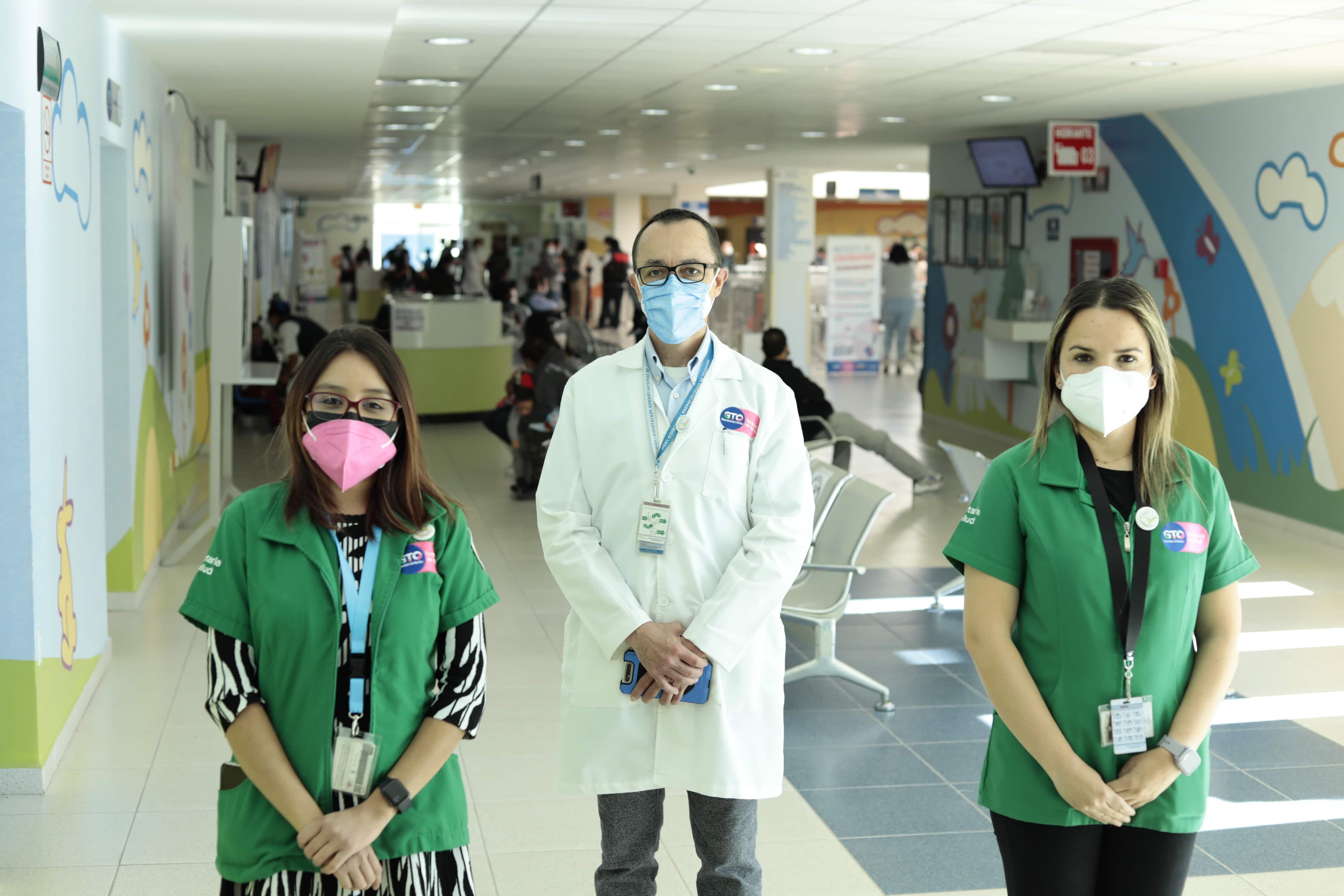 Más de 100 niños por quemaduras atendidos durante la pandemia. 1