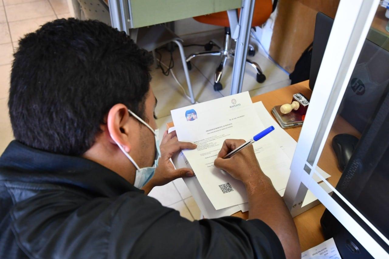 ENTREGARÁN VALES DE OXÍGENO EN PRESIDENCIA MUNICIPAL 1