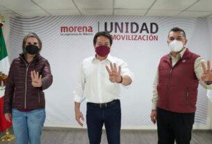 Buscan dos diputados del PAN, alcaldía y diputación federal por MORENA 4