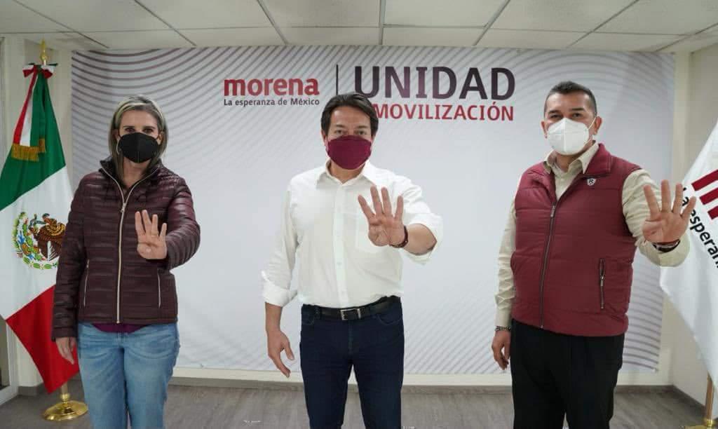 Buscan dos diputados del PAN, alcaldía y diputación federal por MORENA 1