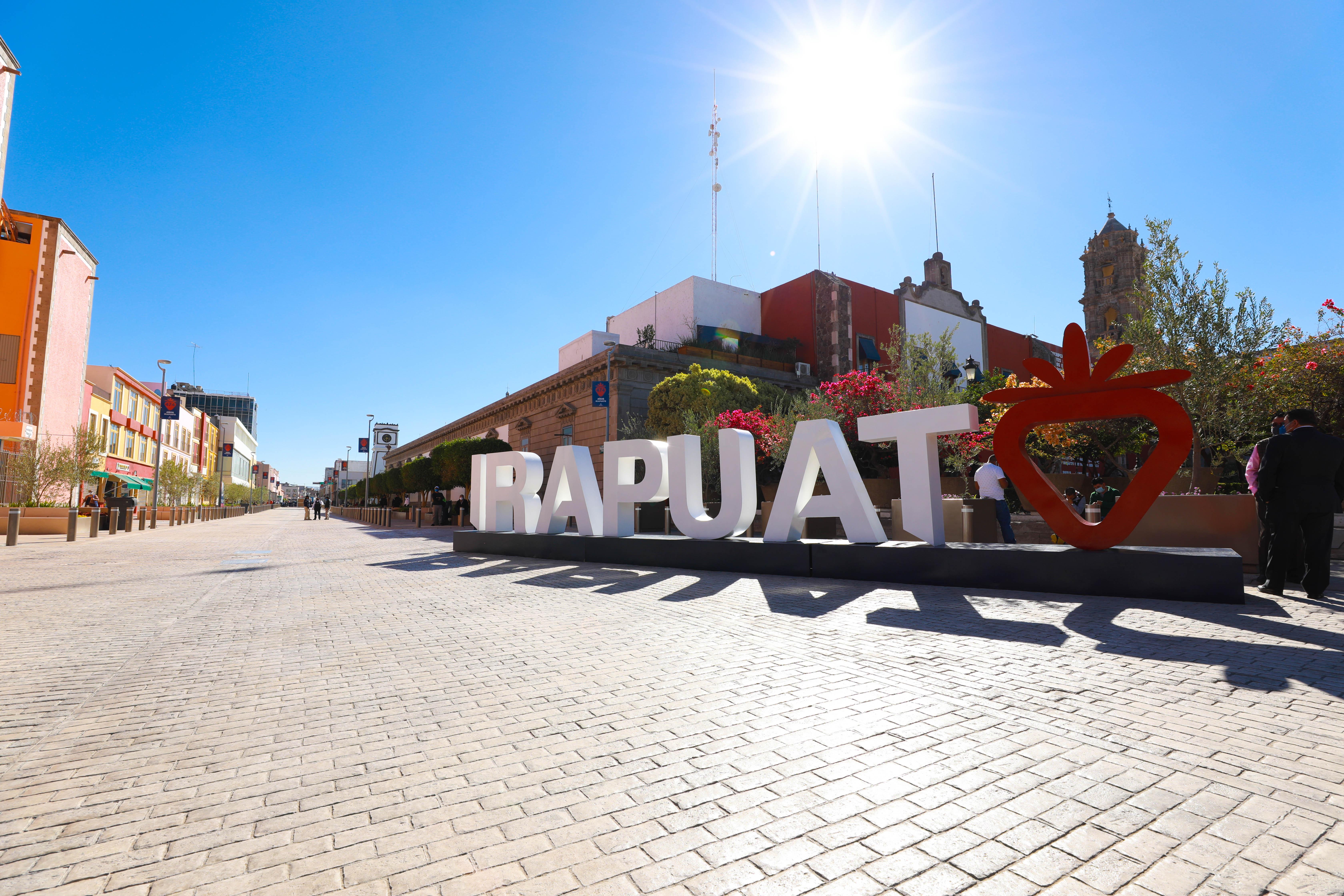 Más de 770 mdp invirtió el Gobierno del Estado en obras y acciones en Irapuato. 4