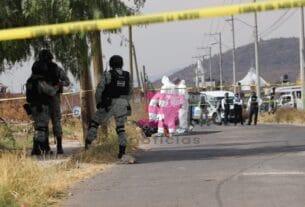 En enero de 2021, disminuyen 30% los homicidios relacionados con delincuencia organizada en Guanajuato 3