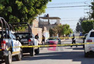 Eran policías los ejecutados en la col. Apatzingán, confirma la SSCI 2