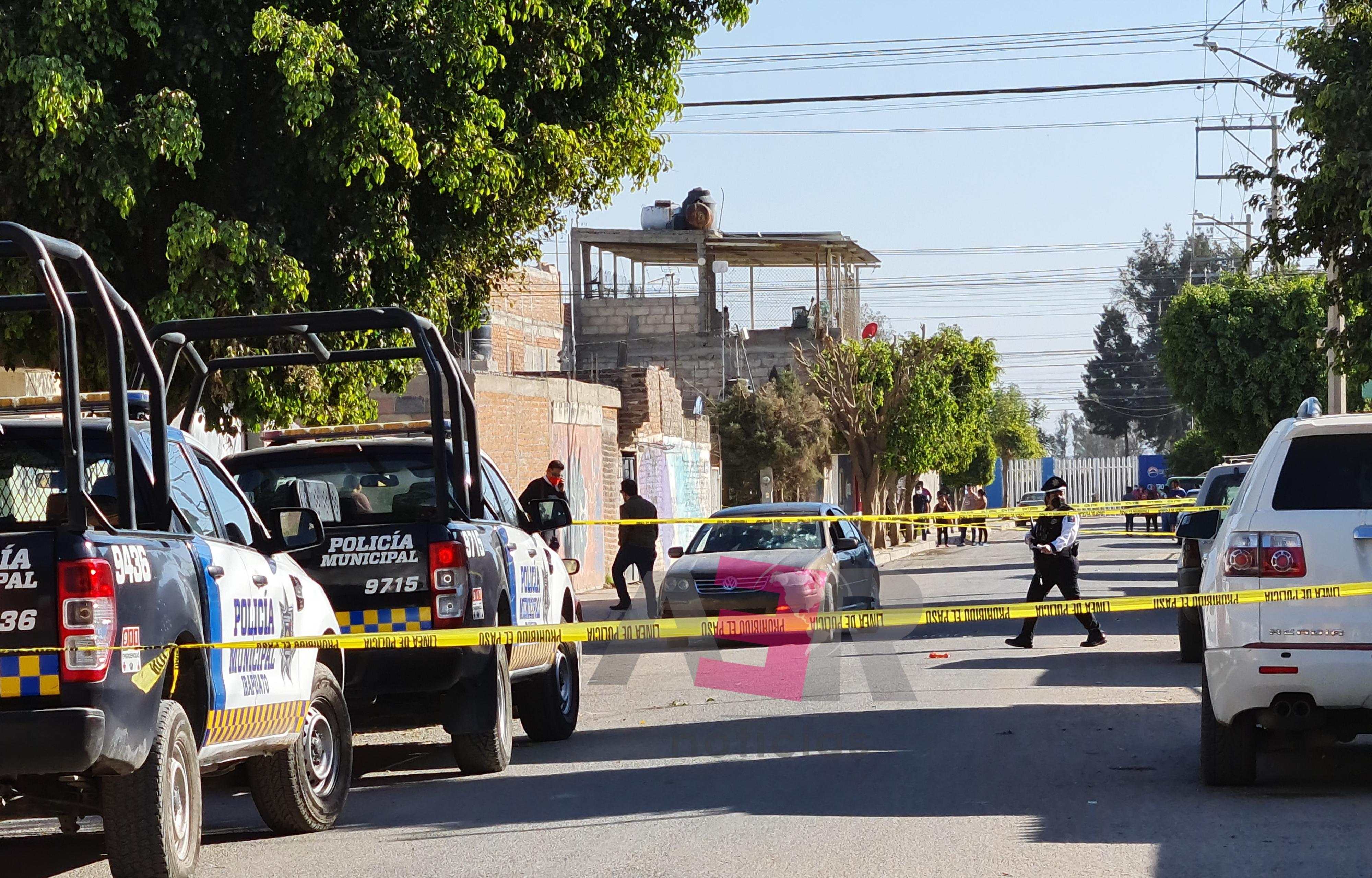 Eran policías los ejecutados en la col. Apatzingán,  confirma la SSCI 1