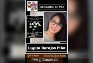 Confirman hallazgo de cuerpo de la maestra Lupita, a casi un año de su desaparición en Salvatierra. 4