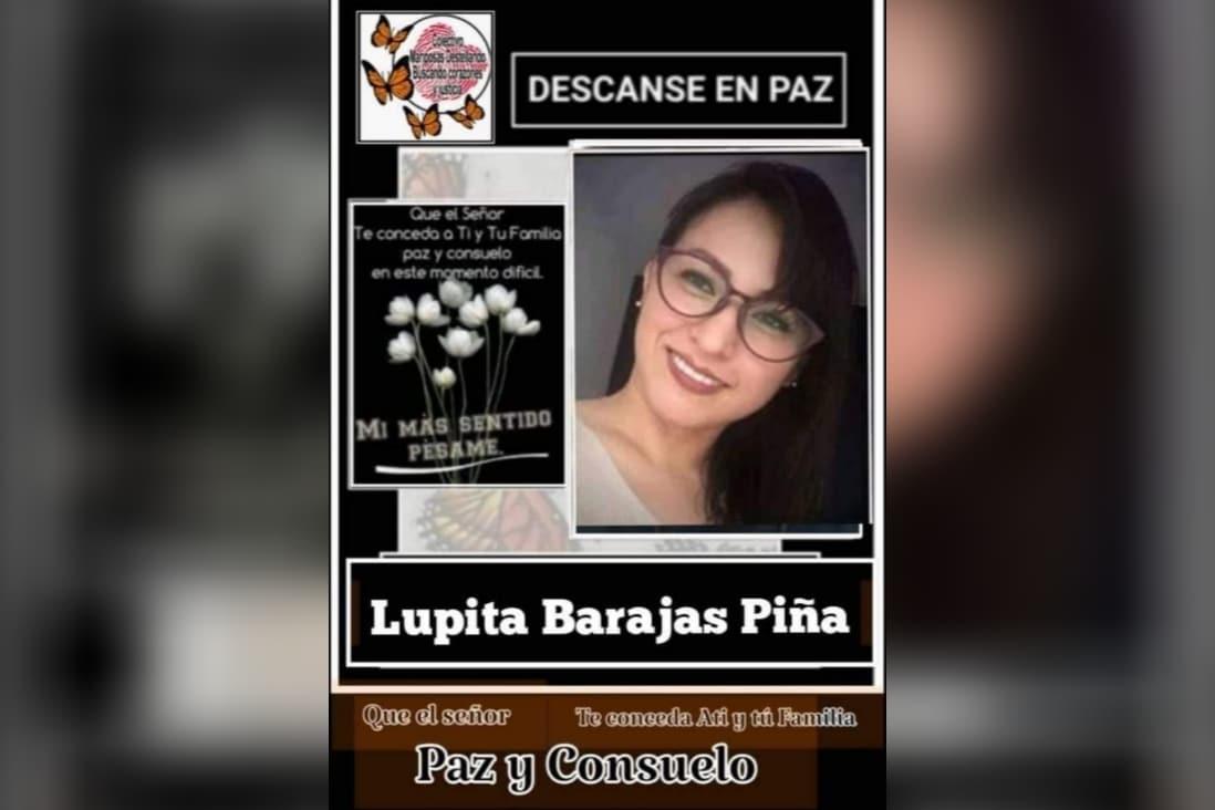 Confirman hallazgo de cuerpo de la maestra Lupita, a casi un año de su desaparición en Salvatierra. 1