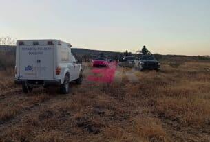 Localizan presunta fosa clandestina en el Sauz de Villaseñor en Celaya 3