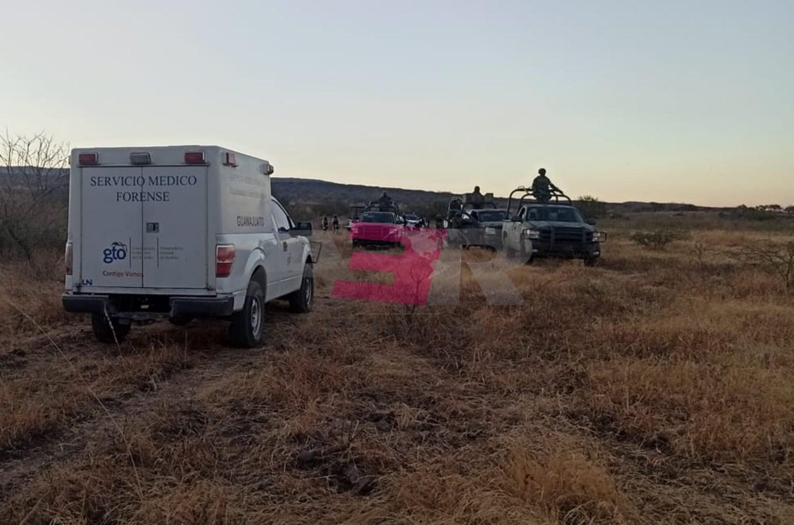 Localizan presunta fosa clandestina en el Sauz de Villaseñor en Celaya 1