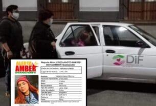 Menor leonesa reportada desaparecida, es localizada en Huatusco, Veracruz. 2