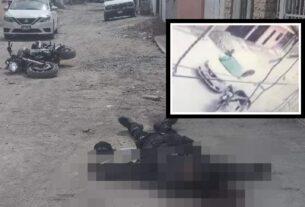 Perseguido por ministeriales, motociclista presuntamente se dispara y muere. 2