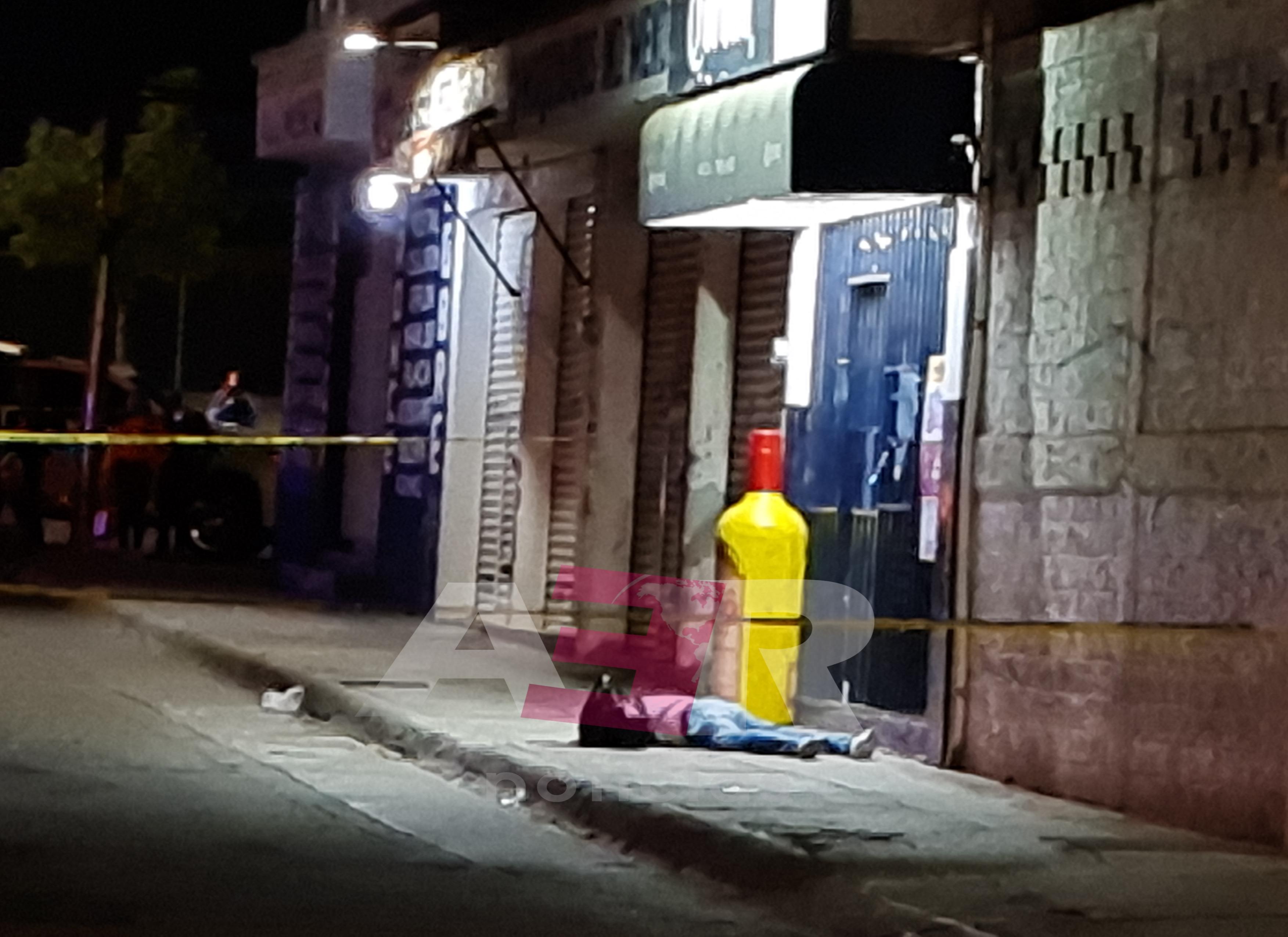 Matan a joven afuera de un depósito de cerveza 1