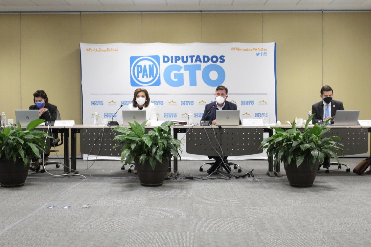 Presentan diputados PAN su sexta Agenda Legislativa para este Periodo Ordinario de Sesiones 1