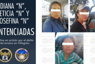 Por el delito de terrorismo, al cerrar carreteras en Guanajuato, les dan sentencia de 6 años en prisión 4