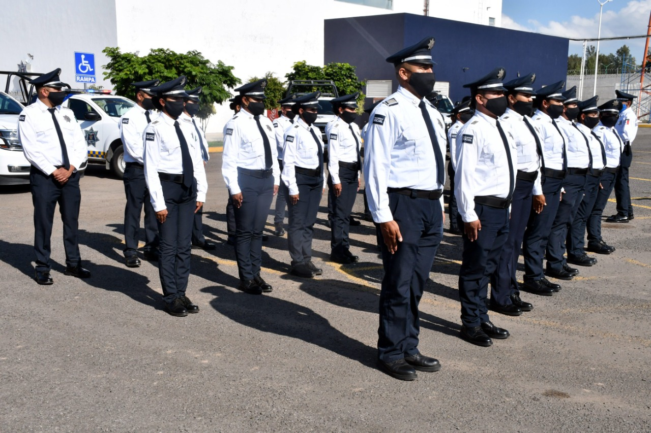 RECONOCEN A LA POLICÍA DE IRAPUATO POR MEJORES PRÁCTICAS EN MATERIA DE NORMATIVIDAD 1