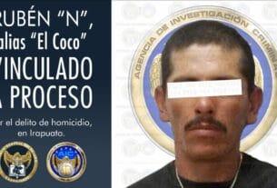 """Vinculan a proceso a """"El Coco"""", mató a comerciante en la Col. Constitución de Apatzingán 2"""