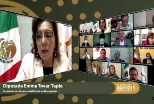 Inicia la Cumbre Internacional Legislativa Guanajuato - México 2021 en el Congreso local 3