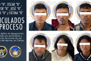 Vinculan a proceso a 6 integrantes de una célula criminal, detenidos en Celaya. 4
