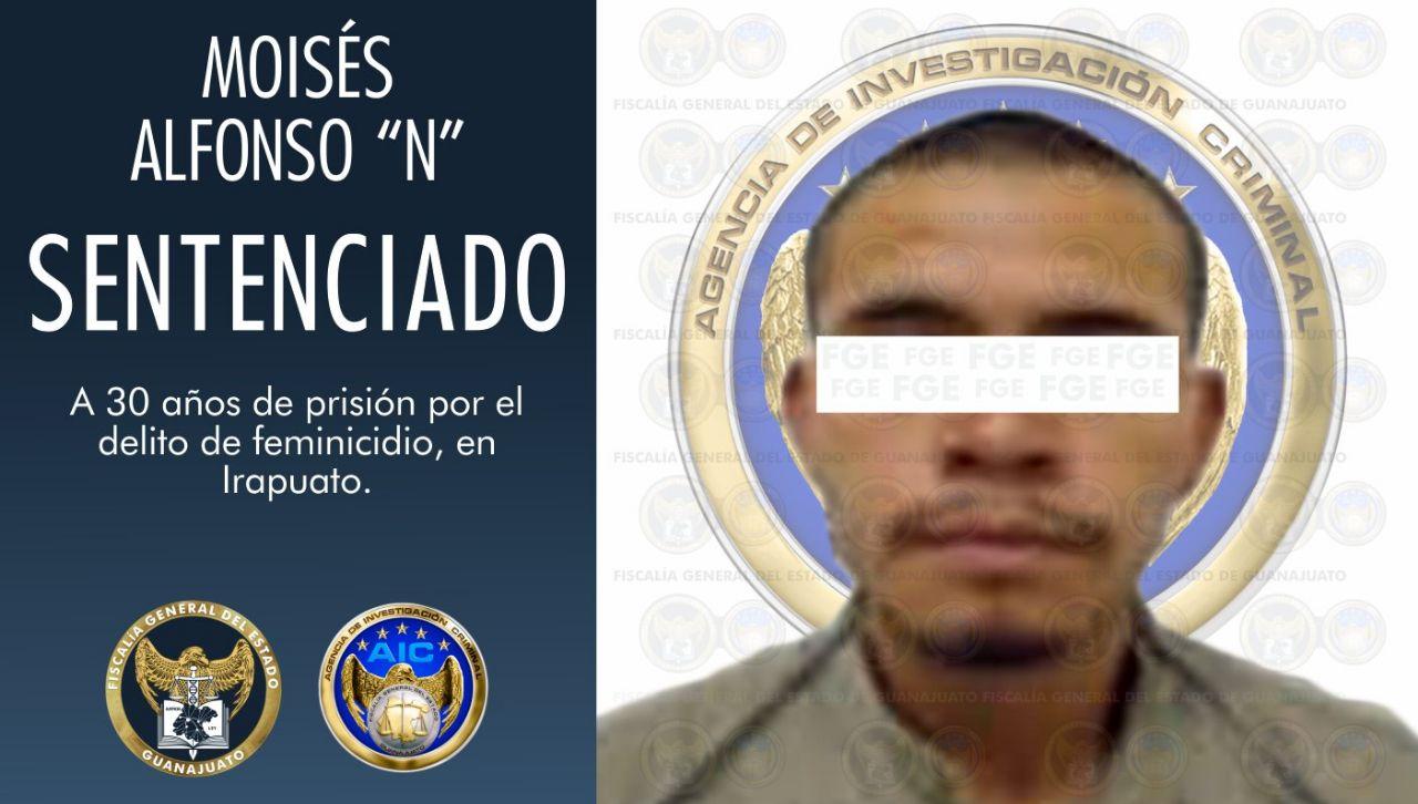 Sentencia de 30 años de prisión a hombre que mató a su pareja asfixiándola 1