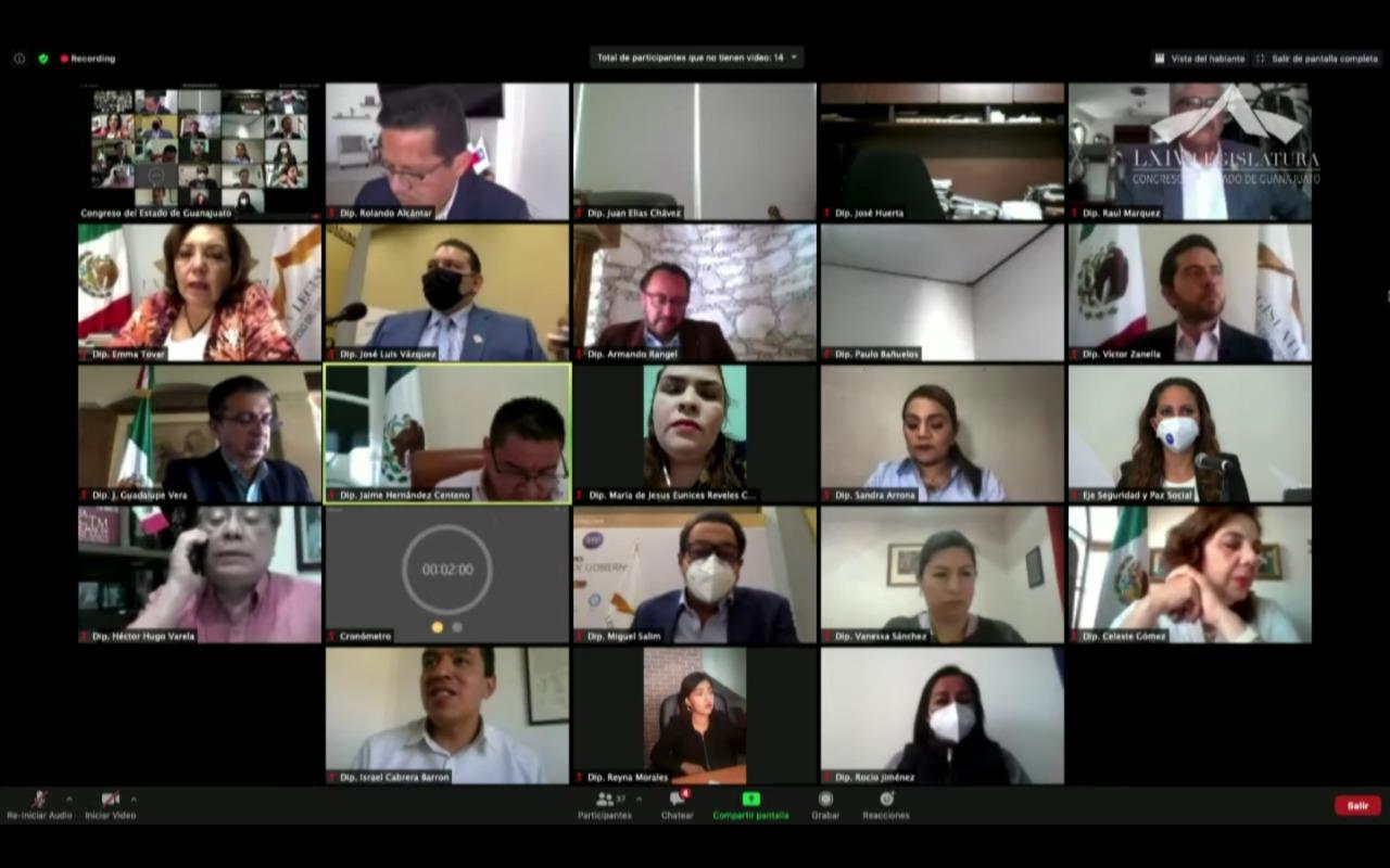 Listo Guanajuato para el arranque del Sistema de Justicia Laboral 1