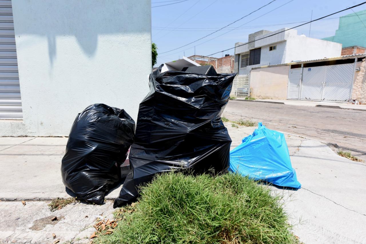 Exhortan a respetar horarios de recolección de basura y evitar sanciones 1