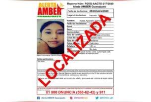 Tras 4 meses desaparecida, Nanci Azucena es localizada afortunadamente con vida 3
