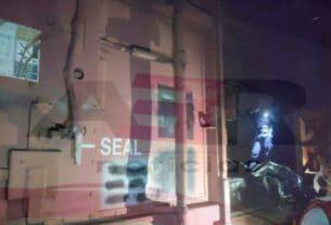 Localizan bolsas con restos humanos en vagón en GM Silao 2