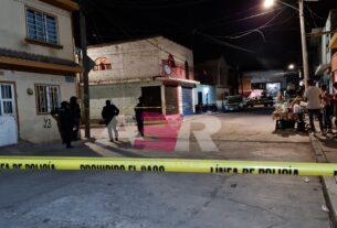 Un muerto y dos heridos, entre ellos un menor de 7 años en la col. Luis Alonso González 4