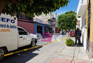 A puñaladas matan a joven abogado en su despacho 3