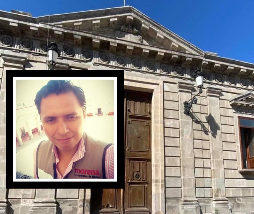 Impulsaría MORENA al regidor José Eduardo Ramírez como candidato a la Alcaldía de Irapuato 1